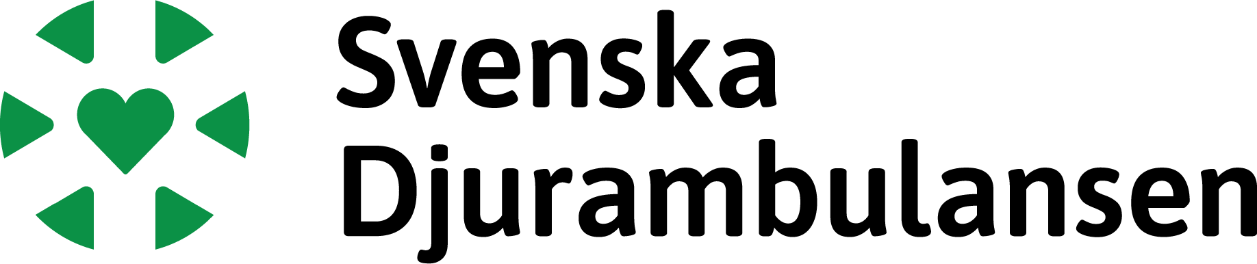 Svenska Djurambulansens logotyp